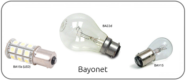 Caravansplus caravan light bulb types explained bayonet fitting cheapraybanclubmaster Image collections