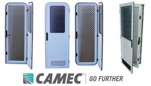 Camec Caravan Doors Guide