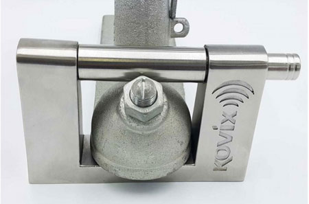Caravan Security Accessories - Kovix Trailer Lock with Anti-tamper Alarm