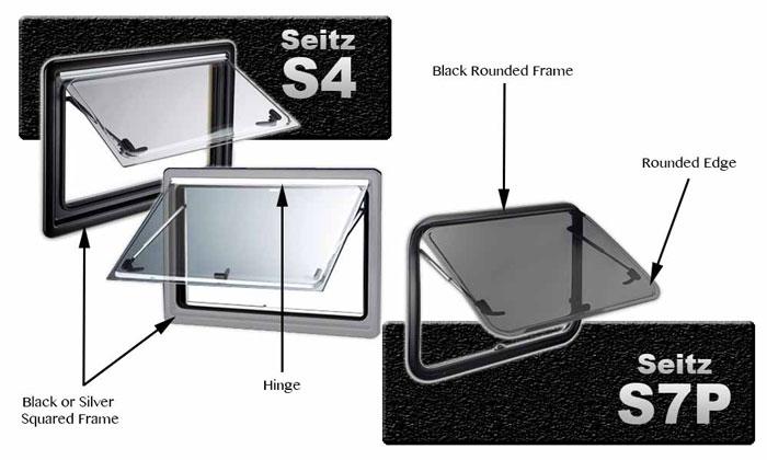 CaravansPlus: Identifying Seitz Windows & Replacement Parts