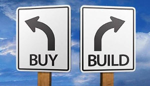 To Build or Not to Build? Should you Just Buy One?