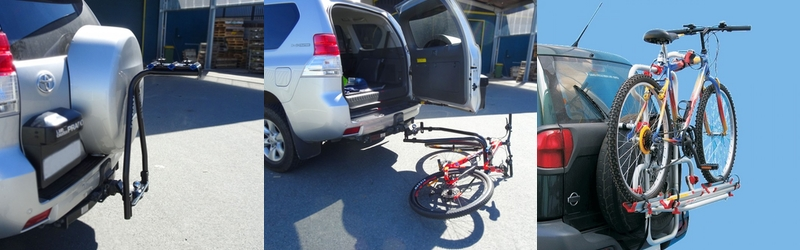 Car Mounted Bike Racks