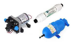 Pumps, Accumulators & Filters Explained