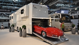 Worlds Largest Caravan Show 2017 - Dusseldorf