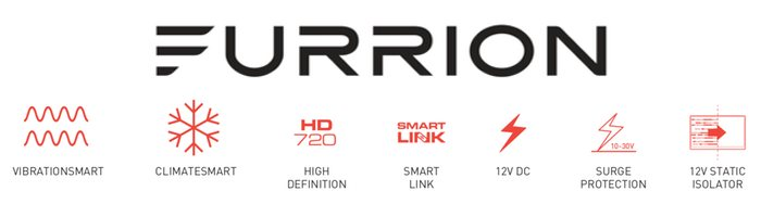 Furrion 12V TV Features