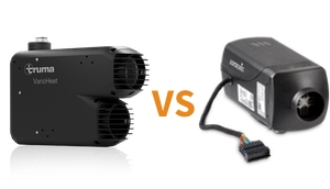 Choosing a Caravan Heater - Gas or Diesel?
