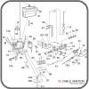 2931360057: Cable Ignition - Suit Dometic RM4605 Fridges