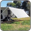 Coast V2 Sun Screen 2805mm x 1800mm - Suit 10ft Awning - Pegs & Ropes