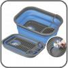 Pop-Up Dish Tray - Blue