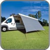 CGear Sun Screen 2450mm x 1800mm, 90% Shade, Suit 2.6m Fiamma Awning