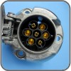 7 Pin Large Metal Car Socket NARVA 82062