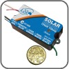 GSL Compact Solar Regulator 12V/12A With Load Control