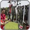 Fiamma Carry Bike VW T6 Installed