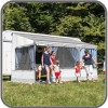 Fiamma Privacy Room 260 Van - Suit 2.6m F45 Awning (H: 180-220cm)