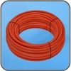 SharkBite 16mm Pex Pipe - Hot Water (Red) 50m Roll