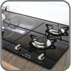 Thetford Topline 922 Paired With Matching 902 Induction Cooktop