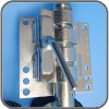 Heavy Duty Bolt/Weld on Clamp (bolts not included)