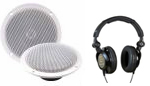 Show Speakers & Headphones