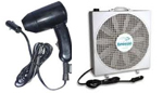Show 12V Fans & Accessories