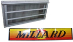 Show Old Millard Parts