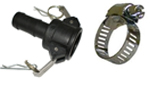 Show Hose Clamps & Joiners