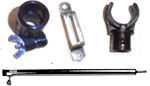Show Pole & Rafter Parts