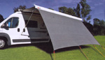 Show Side Screens Suit Fiamma & Freedom Awnings