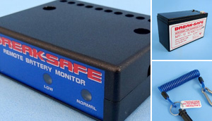Show Breakaway Systems & Battery Monitors