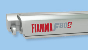 Show Fiamma F80 Awnings