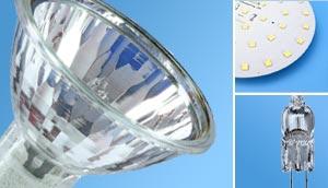Show Globes, Tubes & LEDs