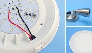 Show LED Internal Lights