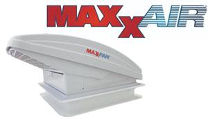 Show MaxxAir Vent Parts