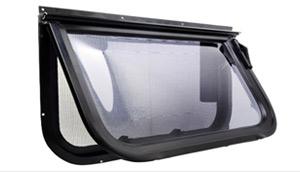 Show Camec Odyssey Windows Black Frame