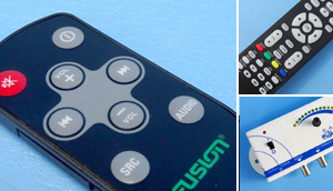 Show Remotes & Signal Finder