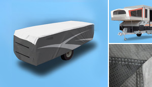 Show Camper Trailer Covers