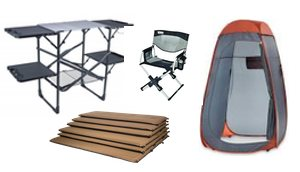 Show Camping Accessories