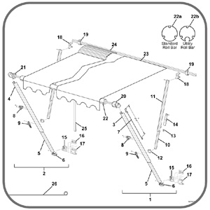 Dometic Awning Parts Diagram further Carefree Fiesta Diagram additionally Carefree Of Colorado Awning Parts Diagram besides Dometic Awnings Parts further A E 8500 Awning Parts Diagram csyIsLBZS0jnxkQbvvCrC9UuC6dAQwkZQGhHbwsA Yk. on carefree colorado awning replacement parts