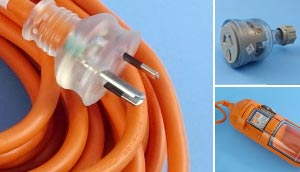Show Electric Cables & Parts