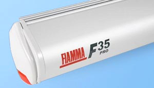 Show Fiamma F35 Pro Awnings