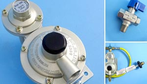 Show Gas Regulators
