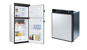 Show 3 Way Fridges