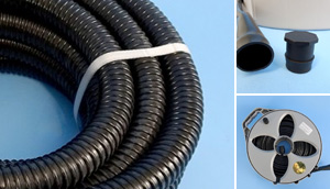 Show Grey Water Hose