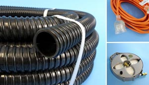 Show Hoses & Power Leads