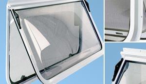 Show Camec Odyssey Windows White Frame