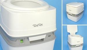 Show Portable Toilets