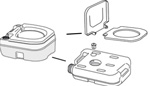 Portable Toilet Diagrams Categories