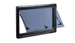Show Seitz S4 Dlux Windows Black Frame