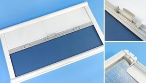 Show Seitz S7P Internal Screens & Blinds