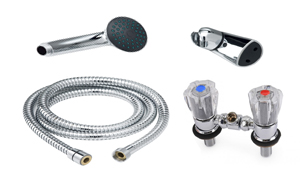 Show Shower Kits & Mixers