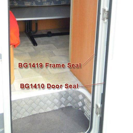 Dometic Caravan RV and Motorhome door seal  sc 1 st  CaravansPlus & CaravansPlus: Dometic Caravan RV and Motorhome door seal | Door